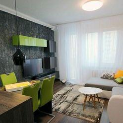 Dizajnový 2,5 izbový byt v Ružinove