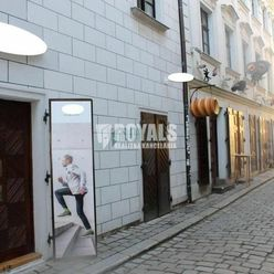 Obchodné priestory v historickom centre, Staré Mesto