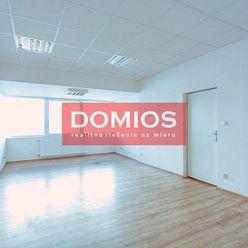 Prenájom kancelárie (16,26 m2, 1k, 2. p./A3.15., WC, parking)