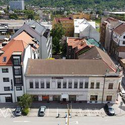 Reprezentatívny priestor na prenájom, Košice - Staré mesto, budova Corona