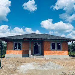 Novostavba rodinný dom Zlaté Moravce