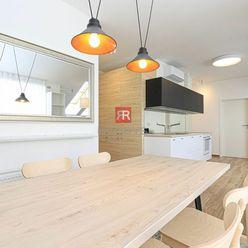 HERRYS - Na prenájom úplne nový dizajnov 3 izbový byt s výhľadom na Slavín