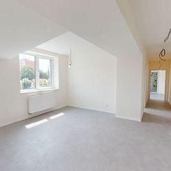 Na predaj 3 izbový byt v novostavbe s úžitkovou plochou 89,16 m2 v tehlovom polyfunkčnom objekte s p