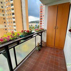 3 izbový byt, Nové Mesto, Tehelná ulica