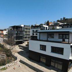 4 izbový byt s veľkou terasou a bazénom D2 / vzorový byt