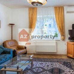 Ponúkame na prenájom 2-izbový byt v tehlovom dome na Dohnányho ulici v blízkosti Centrálu