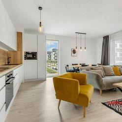 Prenájom 3-izbový byt s parkingom, 97,50 m2, ul. Z.Chalupovej, Bratislava-Petržalka