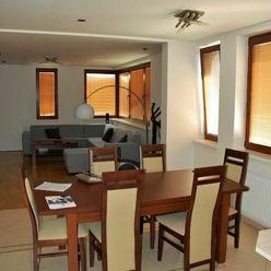 Dunajská ul. - prenájom 4 izbového bytu v novostavbe