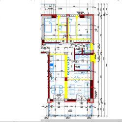 NA PREDAJ 3-izbový zrekonštruovaný byt v obci Kuraľany + terasa