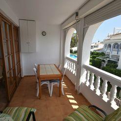 Dvojizbový apartmán v DENIA časť Els Poblets 150 od pláže na pobreží Costa Blanca