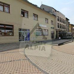 Reprezentatívne kancelárske priestory v centre mesta v Ružomberku.