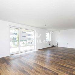 Predaj - 3 izbový byt s priestrannou terasou a garážovým státím v novostavbe - Bratislava - Záhorská