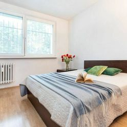 3-izb.byt s GARÁŽOU v pokojnej časti Vrakune