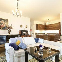 HERRYS - Na prenájom priestranný 3 izbový byt v novostavbe s vyhradeným parkovacím miestom v blízkos