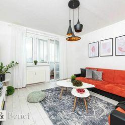 Arvin & Benet | Veľmi pekne zrekonštruovaný 3i byt s príjemnou atmosférou