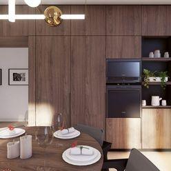 4i byt v projekte Pod Zábrehom II A5.03