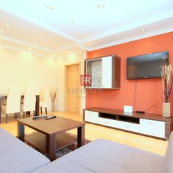 HERRYS - Na prenájom kompletne zrekonštruovaný 3 izbový byt v lokalite Nivy s internetom a TV