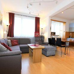 HERRYS - Na prenájom zariadený 3 izbový byt  na Rovniankovej ulici pri Chorvátskom ramene v Petržalk