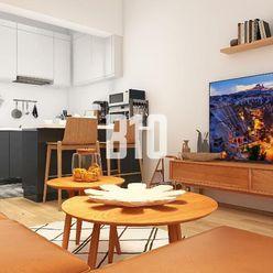 SLNEČNÝ, VEĽKOMETRÁŽNY 2 izbový byt