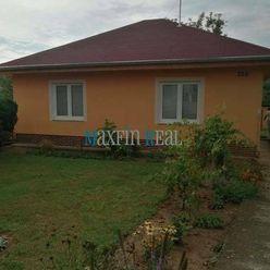 MAXFIN REAL - Na predaj dom v Podhájskej - Nová cena 112000!!!