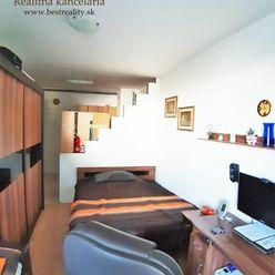 2 Garsónka na predaj, Loggia, DOBRÝ VCHOD, Stavbárska 34, www.bestreality.sk
