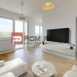 PREDAJ nového 2 izbového bytu s balkónom