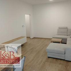 Ponúkam Vám na prenájom pekný 2-izbový byt - novostavba  s jedným parkovacím miestom v komplexe Rubi