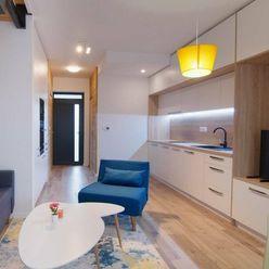 Mezonetový apartmán v Demänovskej doline - Skolaudovaný