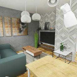 K nasťahovaniu stačí 15% • 1 izbový byt • Michalovce