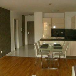2-izbový zariadený byt s parkovacím státím na prenájom v novostavbe na Kupeckého ul. v BA II-Ružinov
