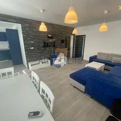PRENÁJOM - Veľký kompletne zariadený 3-izb. byt v tichej lokalite