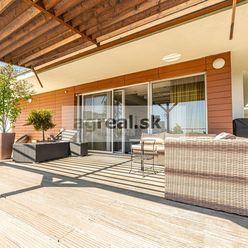5-izbový penthouse 4/4, Pod Vachmajstrom, Koliba, plocha 185 m2 + 150 m² terasy.