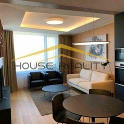 Prenájom luxusný 2 izbový byt v NOVOSTAVBE SKY PARK v CENTRE, Čulenova ulica, BA I Staré Mesto