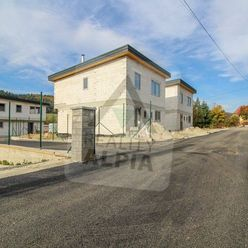 Novostavba rodinného domu, /388 m2/, Bytča - Kotešová