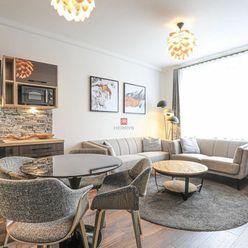 HERRYS - na prenájom veľmi pekný, útulný 3i byt Mlynské Nivy