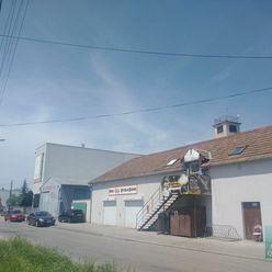 PRENÁJOM SENEC – skladovo výrobný priestor v blízkosti centra v Senci
