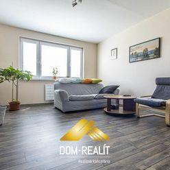 DOM-REALÍT ponúka, zariadený 3izbový byt na Holíčskej ul. v Petržalke
