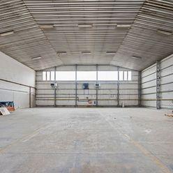 CASMAR RK ponúka na skladovú halu č.7– priemyselná zóna