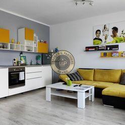 1 izbový byt na prenájom v Senci, priestranný a svetlý, parkovacie miesto