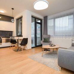 2-izbový byt v novom komplexe Zuckermandel