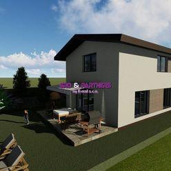 Novostavba rodinného domu Kotešová
