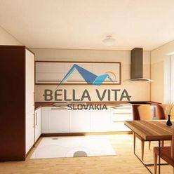 PREDAJ - NOVOSTAVBA 3 izbový byt Trstice