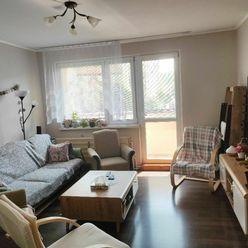 3.izbový byt s loggiou - sídlisko Sekčov - ulica Exnárova