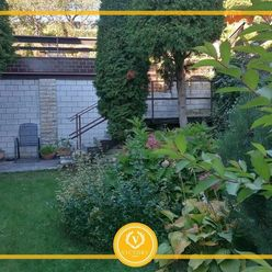 Prenájom 3 izbového bytu so záhradou v rodinnom dome Na Graniari