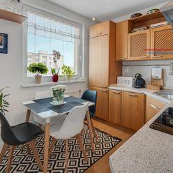 PREDAJ - skvelý 3-izbový byt s loggiou - Piešťany