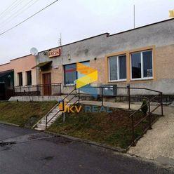 JKV REAL   Podnikateľská príležitosť   Obchodný priestor-Malá Lehôtka