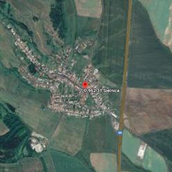 Podiely na pozemkoch v katastrálnom území Sielnica pri Sliači
