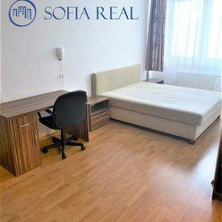 Moderný 2-izbový byt, BALKÓN, parkovanie, širšie centrum, Jégeho Alej - Ružinov