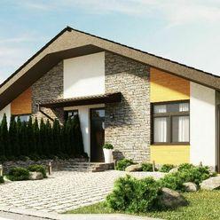 4-izbový chalet v srdci Vysokých Tatier na trvalé bývanie či rekreáciu.