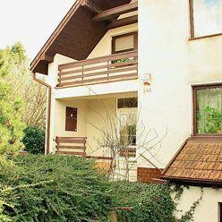 Veľký rodinný dom 450m2 s saunou, Hrubá Borša - znížená cena!!